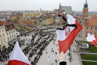 У Польщі осквернили пам'ятник червоноармійцям