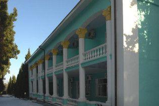 У Криму колишній директор захопив санаторій