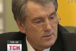 Ющенко порівняв себе з Мазепою: так само недооцінений та зраджений