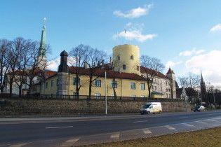 У резиденції президента Латвії обвалилася стеля