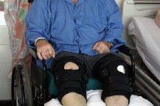 Найбільш травмований чоловік Британії знову потрапив на лікарняне ліжко
