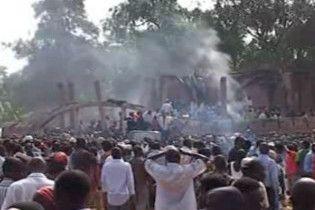 В Уганді згоріла гробниця королів