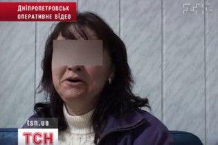 У Дніпропетровську п'яна жінка-водій покусала даішників