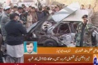 В Пакистані в результаті теракту загинули 10 людей