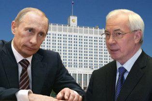 Азаров прибув до Москви на газові переговори з Путіним