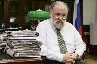 Голова ЦВК Росії мріє про смерть політтехнологів