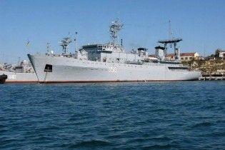 ВМС України візьмуть участь у військових навчаннях на Чорному морі
