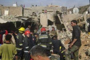 В результаті подвійного теракту в Іраку загинули 45 людей