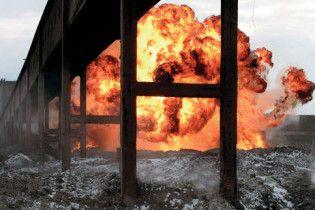 У центрі Києва пролунали вибухи
