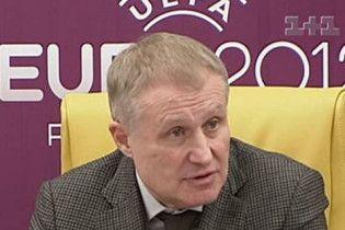Суркіс застеріг футбольну опозицію України