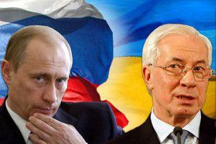 Азаров пообіцяв, що більше у російських компаній в Україні проблем не буде
