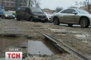 На ремонт доріг в Україні необхідно 7,8 млрд грн