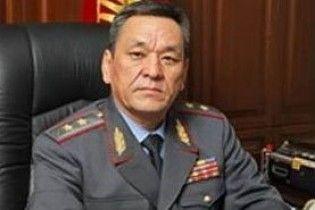 У Москві затриманий екс-глава МВС Киргизії