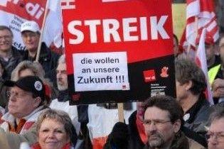Німецькі держслужбовці оголосили про загальнонаціональний страйк
