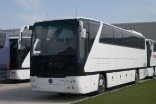 Збірна України скасувала товариський матч через поломку автобуса