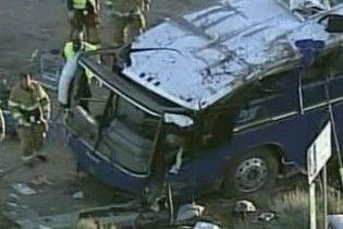 У США перекинувся автобус з пасажирами: 6 загиблих