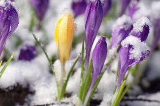 Погода в Україні на вівторок, 16 березня
