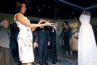 Мішель Обама здала свій одяг в музей