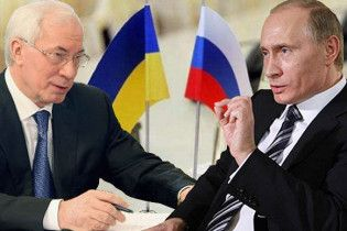 Азаров зробив Путіну цікаву пропозицію