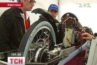 Український болід дебютував на еко-перегонах в Європі