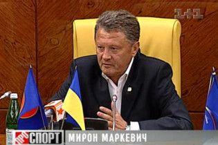 Маркевич може не підписати контракт з ФФУ