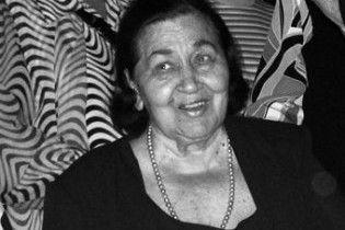 У Москві поховали видатну оперну співачку Ірину Архипову