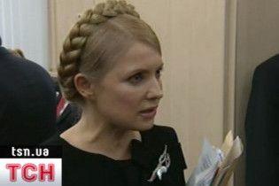 Тимошенко: чесний суд майбутнього доведе, що Янукович - не президент