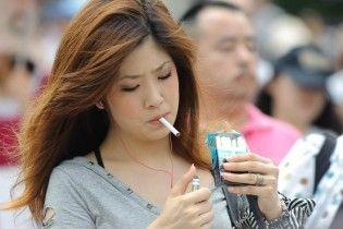 В Японії продаватимуть бездимні цигарки