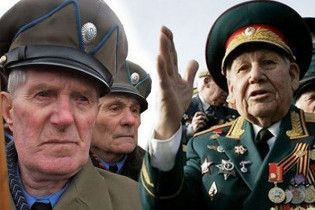 Третина українців проти примирення ветеранів УПА і Червоної армії