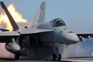 Над Невадою зіткнулися два винищувачі ВМС США