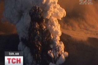 У п'ятницю хмара вулканічного попелу буде над Львовом