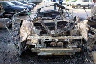 У Дагестані вибухнув автомобіль, в якому перевозили саморобну бомбу