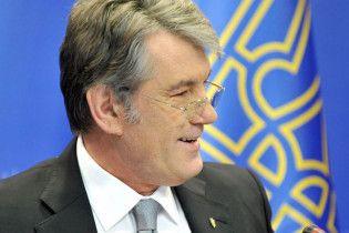 Ющенко привітав українців з Міжнародним днем рідної мови