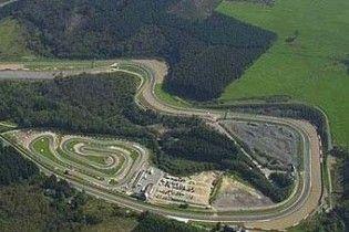 На трасі Формули-1 обрушився тунель