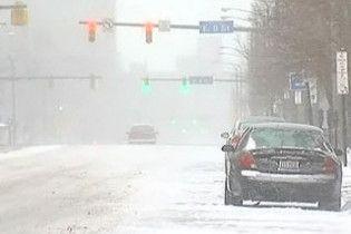 Нью-Йорк і Вермонт завалило снігом