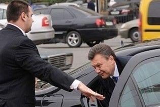 У бюджеті-2010 витрати на Януковича й чиновників збільшені на сотні мільйонів