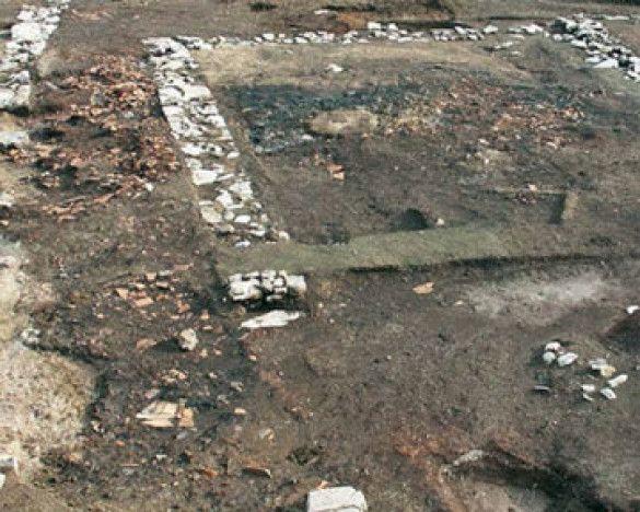 Останки стародавнього храму. Фото авторів дослідження