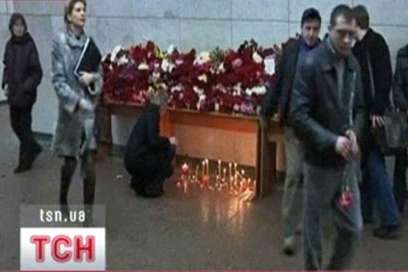 Молебень в метро