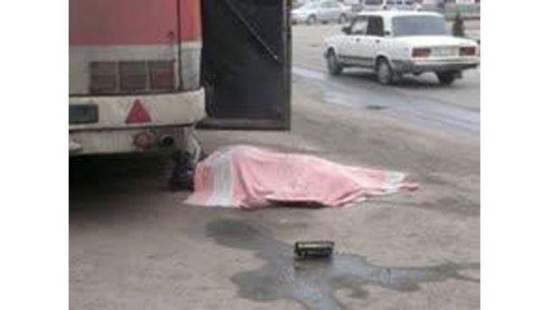 В Одесі в пасажирському автобусі згорів водій