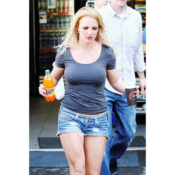Брітні Спірс сильно схудла за два тижні