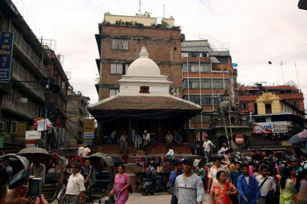 Побачити непомітний для очей туриста Непал