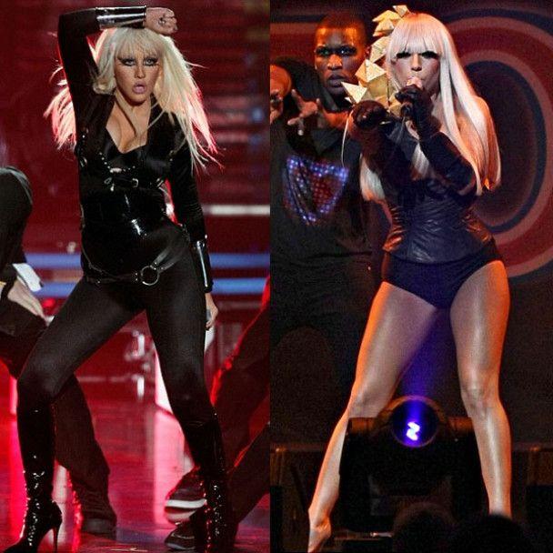 Мадонну дратує плагіат Lady GaGa