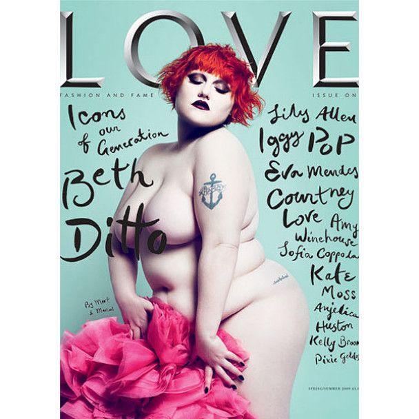 """Найвідоміші моделі світу оголились для """"LOVE"""""""