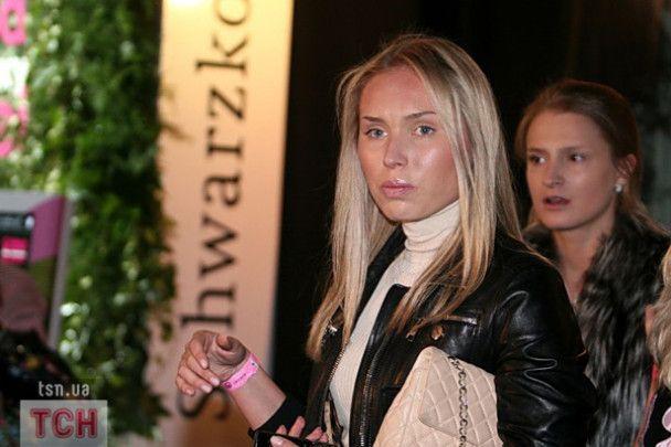 Герасимюк та Геращенко прийшли подивитись на моду