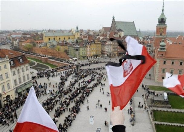 Президент Польщі відвідає Катинь