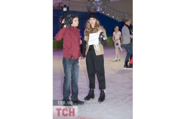 """Як Катеринчуки на ковзанах катались, а """"REAL O"""" падали"""