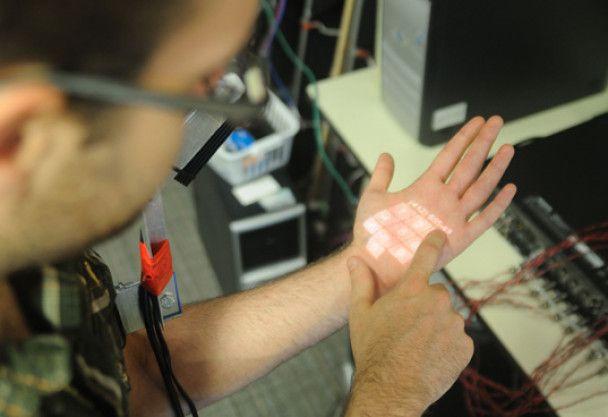 У Microsoft розроблений шкірний сенсор