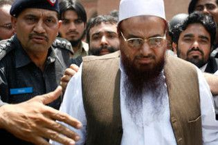 Лідера пакистанських терористів звільнили з-під варти