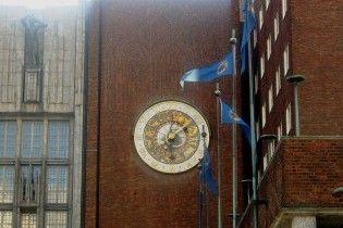 """Головний годинник Осло грає пісню, яка перемогла на """"Євробаченні"""""""