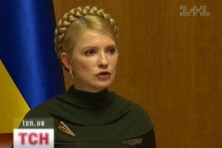 """Тимошенко переконана, що """"регіонали"""" проплатили свої мітинги"""